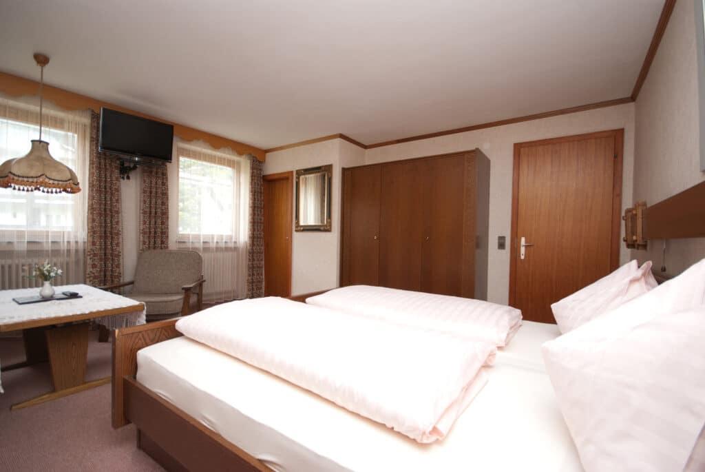 Double room 2+2